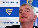 """""""Keine weiteren fünf Jahre"""": Ryanair-Chef O'Leary denkt ans Aufhören"""