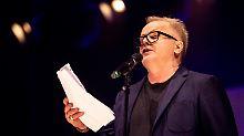 Sänger kritisiert Kanzlerin: Grönemeyer gibt Merkel einen Rat