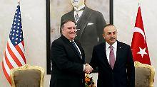 Ankara lässt Pastor frei: USA wollen im Handelsstreit einlenken