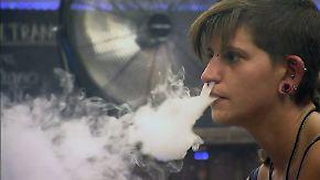Suchtbericht zählt 120.000 Tabak-Tote: E-Zigarette etabliert sich, Gefahren bleiben