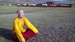 Dezimiert durch kommunistisches Regime: Mongolischer Buddhismus bricht mit Traditionen