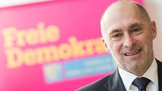 """Hessischer FDP-Spitzenkandidat: """"Ohne uns wird es keine Mehrheit geben"""""""