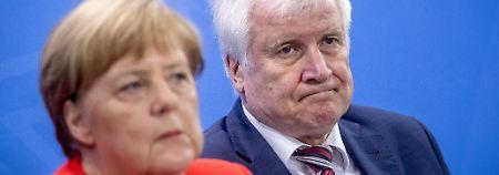Umfrage: Union und SPD verlieren: Siechtum der Volksparteien dauert an