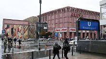 """""""Wer hat Fotos und Videos?"""": Polizei sucht nach maskierten Räubern"""