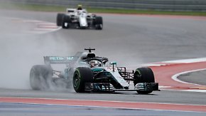 Formel 1 live bei n-tv: 2. Freies Training in den USA