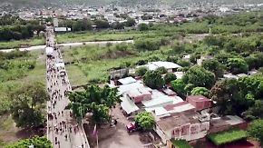 Verzweifelte Flucht aus Venezuela: Reiseunternehmen organisieren Bestechung gleich mit