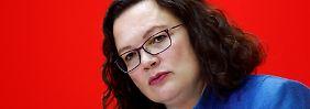 RTL/n-tv Trendbarometer: Die SPD debakelt sich auf 14 Prozent
