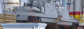 Deutsche Werften exportieren nicht nur Yachten nach Saudi-Arabien, sondern auch Patrouillenboote.