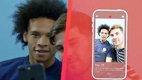 Date-Doktor Leroy Sané: City-Stars geben Fan Ben Eroberungs-Nachhilfe