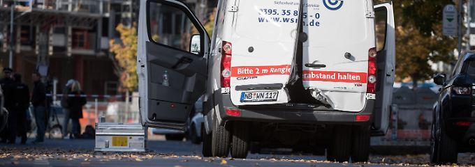 Überfall auf Geldtransporter: Berliner Ermittler suchen silbernen BMW
