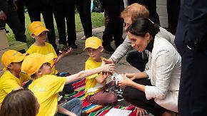 Promi-News des Tages: Diese Frau soll Harrys und Meghans Kind erziehen