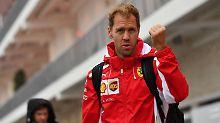 Kampf gegen Zweifel und Leclerc: Ferraris Zukunft heißt nicht mehr nur Vettel