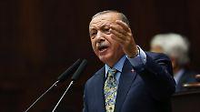 Erdogan will, dass Saudi-Arabien die 15 Verdächitgen ausliefert.