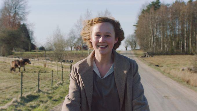 """Alba August: """"Es war meine Aufgabe, herauszufinden, wer Astrid Lindgren hinter der berühmten Fassade war."""""""