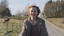 """Alba August ist Astrid Lindgren: """"Ich bin jetzt traumatisiert!"""""""