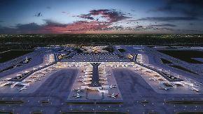 Prestigeprojekt mit hohem Preis: Istanbul weiht neuen Mega-Flughafen ein