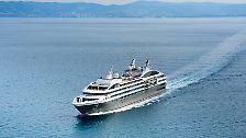 30 Jahre Traumurlaub: Kreuzfahrtschiffe auf hoher See