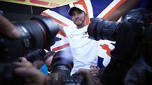 """Internationale Pressestimmen: """"Hamilton hat sein Erbe zementiert"""""""
