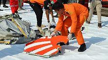 """Lion Air bestätigt """"Probleme"""": Abgestürzte Boeing hatte fehlerhafte Anzeige"""