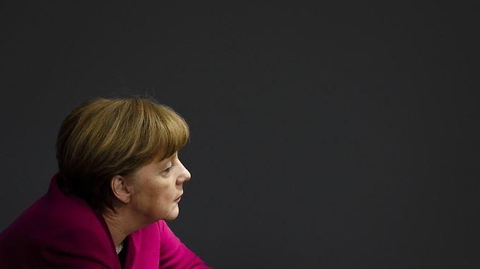 Angela Merkel will im Dezember  2018 nicht mehr für den CDU-Vorsitz kandidieren.