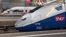 Zweifel an Macht der Chinesen: EU lässt Siemens und Alstom nachsitzen