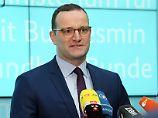 """Video für den Parteivorsitz: Spahn will """"Neustart für die CDU"""""""