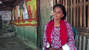 """""""Dann soll Allah mich eben bestrafen"""": Rohingya-Mädchen kämpft sich in die Schule"""