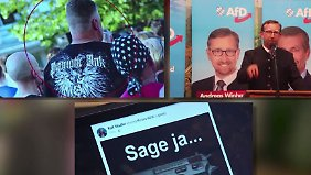 Reichsbürger, Wehrmacht, Selbstjustiz: Verfassungsschutz beobachtet bayerische AfD-Politiker