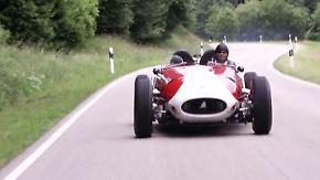 Hobby-Rennfahrer macht Träume wahr: Lamborghini-Motor heizt Ronart-Flitzer ein