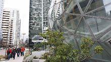 Crystal City, New York, Dallas?: Amazon soll zwei neue Hauptsitze planen