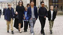 Wer bekommt das Sorgerecht?: Gerichtstermin für Jolie und Pitt steht