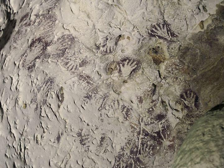 Diese Bilder sollen rund 20.000 Jahre alt sein.