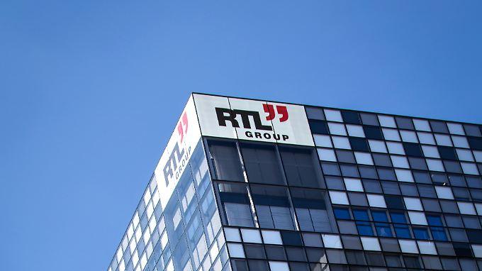 Europäischer Medienkonzern mit Sitz in Luxemburg: Die deutsche TV-Tochter der RTL Group hat etwas weniger mit Werbung eingenommen.