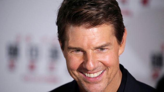 So etwas wie Angst scheint Tom Cruise nahezu fremd zu sein.