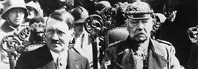 Das Ende der ersten Republik: Weimar wiederholt sich nicht