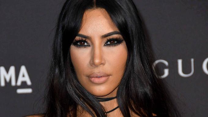 Kim Kardashian setzt sich für Gefängnisinsassen ein und sprach darüber sogar schon mit US-Präsident Trump.