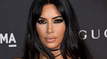 Knast-Abstecher: Kim Kardashian zu Gast in San Quentin