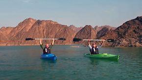 n-tv Ratgeber-Reportage, Teil 2: Boomtown Dubai - Extravaganz, Entertainment, Action