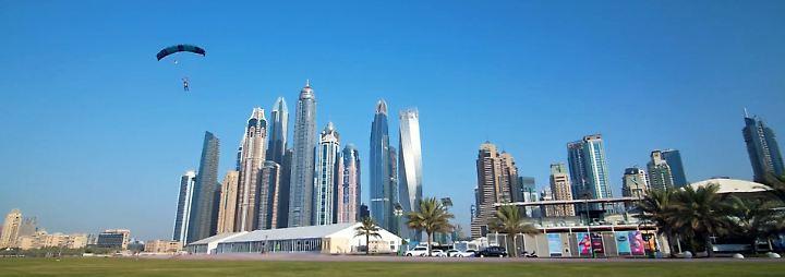 n-tv Ratgeber-Reportage, Teil 3: Boomtown Dubai - Dattelchampagner und Wolkenkratzer