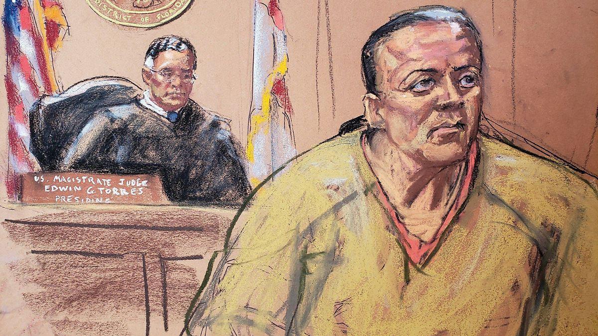 En 30 Punkten angeklagt: US-Briefbomber droht lebenslange Haft