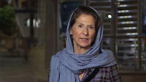 """Antonia Rados berichtet aus Teheran: """"Iraner bereiten sich auf harte Zeiten vor"""""""