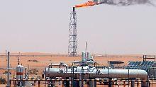 Reaktion auf Preisverfall: Saudi-Arabien will Ölförderung drosseln