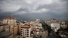 Kommandoaktion im Gazastreifen: Israel tötet sieben militante Palästinenser