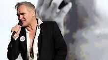 Konzertabbruch bei Zugabe: Fan geht auf Morrissey los