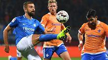 Zweitliga-Erfolg gegen Darmstadt: Bochum hält Anschluss an Aufstiegsränge