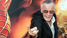 Stan Lee wurde 95 Jahre alt: Der menschliche Superheld ist tot