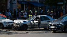 Laut Statistik sind wohl am häufigsten Fahrer eines Mercedes oder BMW in Unfälle verwickelt.