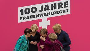 EU-Vergleich offenbart Missstände: So steht es um die Gleichberechtigung in Deutschland