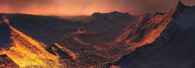 Jahrzehntelange Suche: Kalte Supererde bei Zwergsonne entdeckt