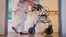 Einheitliche Eigenleistung: DAK will Anteil an Pflegekosten deckeln